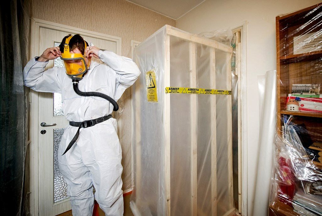 Asbestin Purku