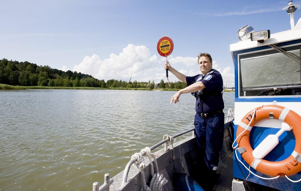 Vesiliikenteen nopeusrajoitukset