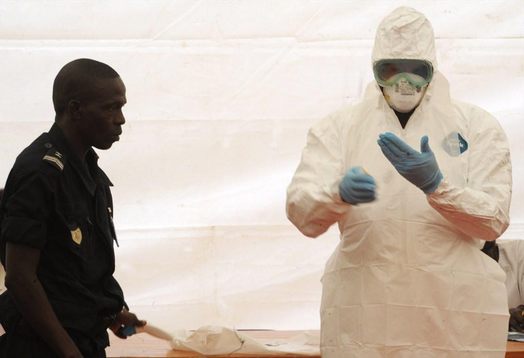 Ebola Suomessa