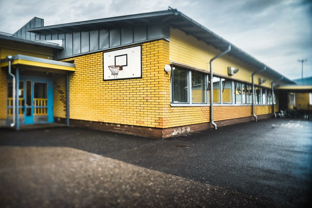 Vähä Heikkilän Koulu