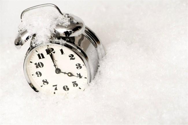 Kellot Siirretään Talviaikaan