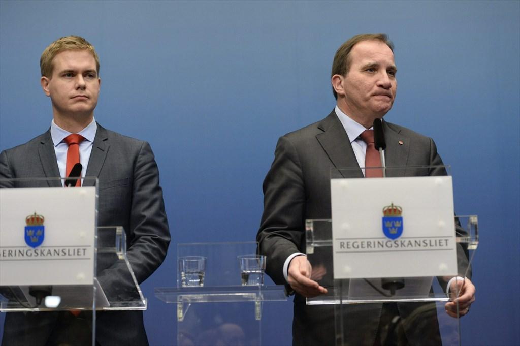 Ruotsin Puolueet
