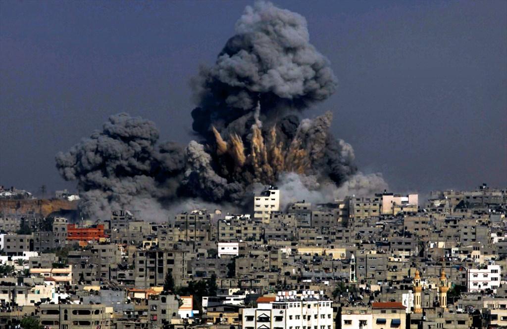 Israelin sotarikokset