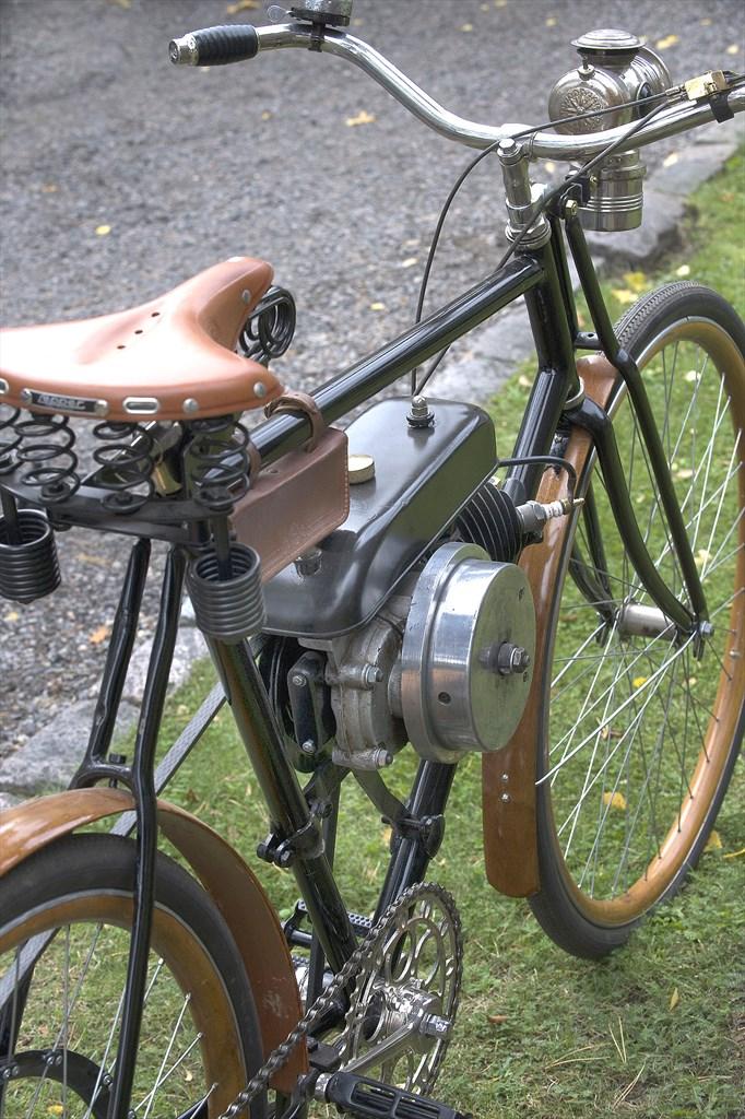 Polkupyörän Runkonumero