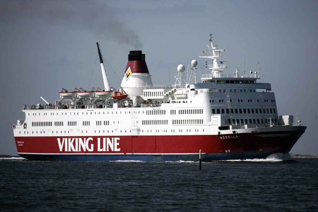 Viking Linen laivat liikennöivät normaalisti - Kotimaa - Turun Sanomat