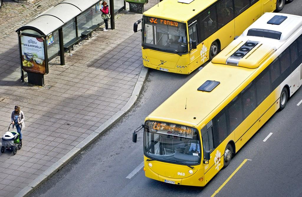 Bussit Turku