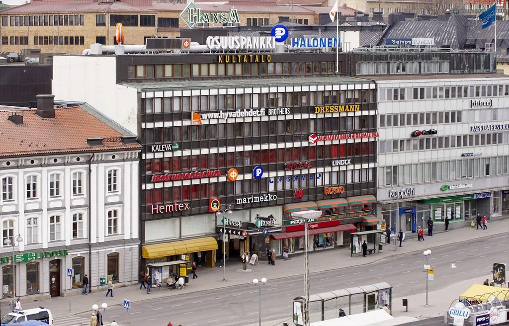 Kultatalo Turku