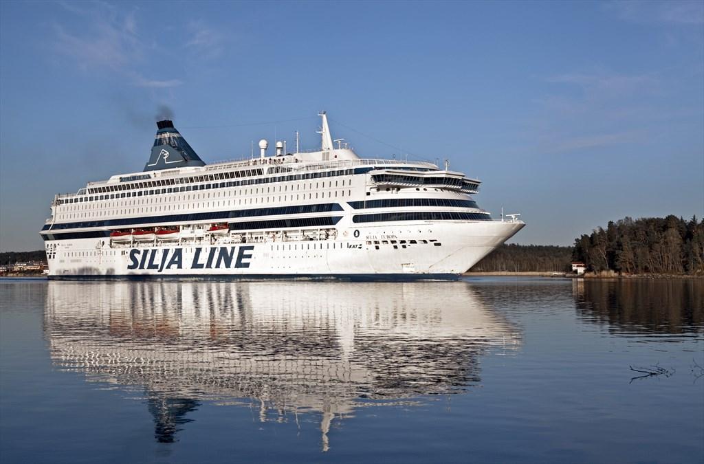 Silja Europa Laiva