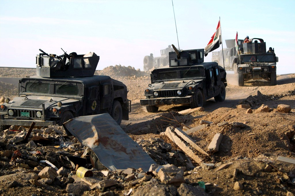 Irakin Pääkaupunki
