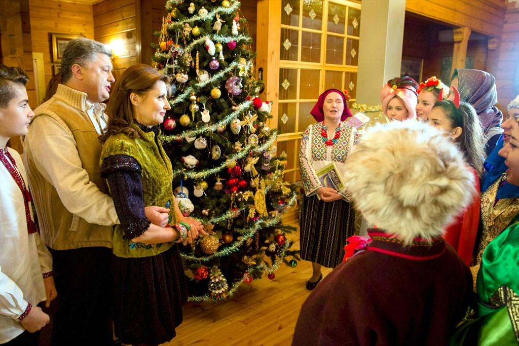 Joulu ukrainassa