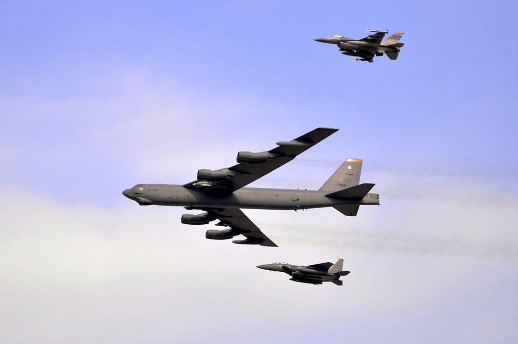 B 52 Pommikone