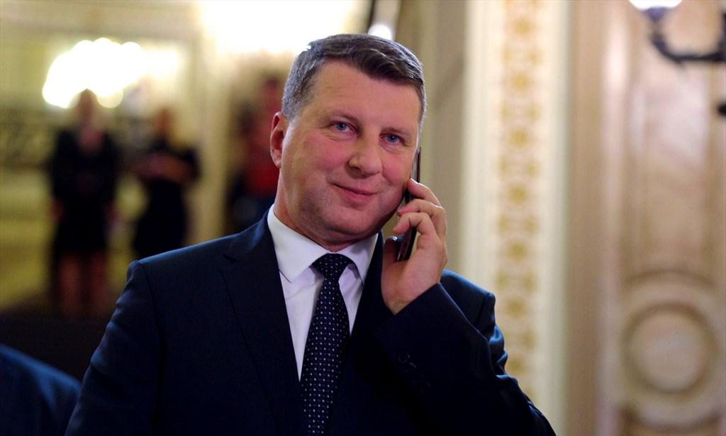 Latvian Presidentti