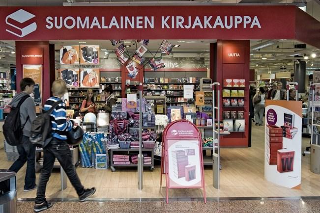Suomalainen Kirjakauppa Verkkokauppa