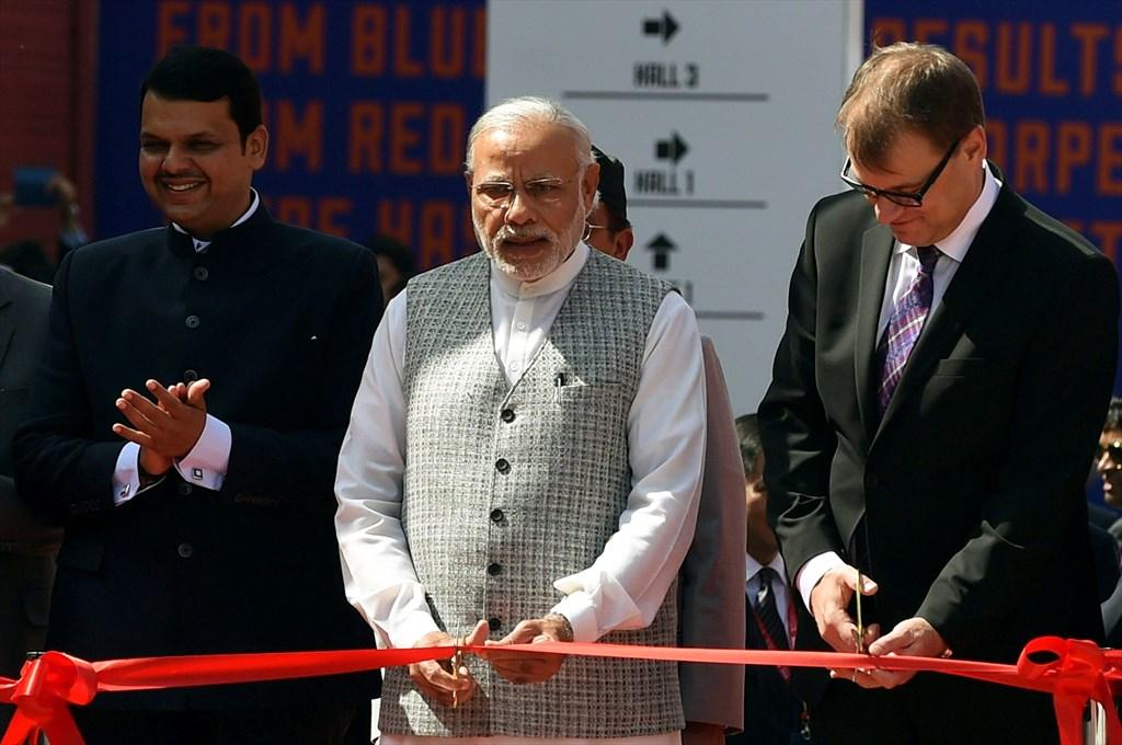 Verkkokauppa Intiassa