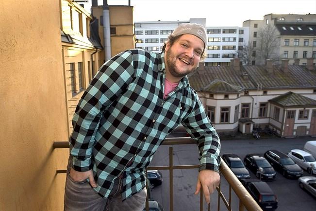 Kalle Lamberg Vaimo