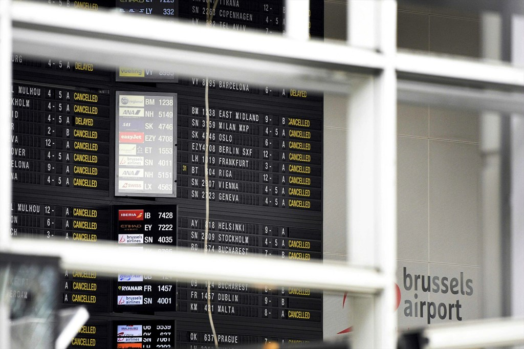 Brysselin Lentokenttä
