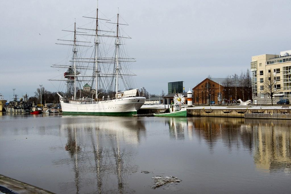 Turku Asuinpaikkana