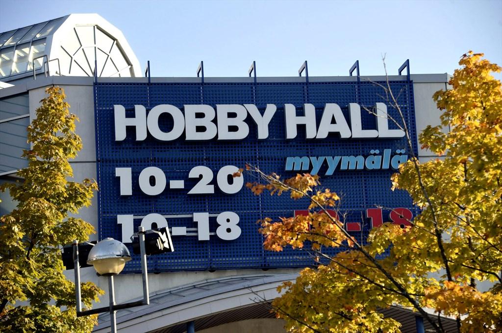 Hobby Hall Tammisto
