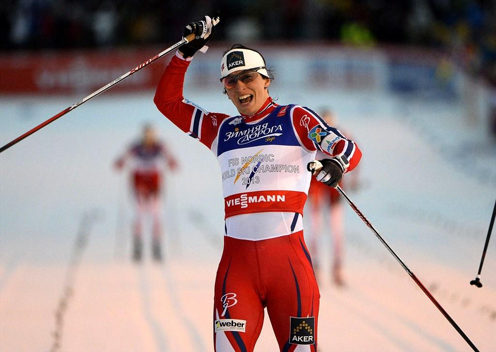 Marit Bjørgen suivaantui dopingkommenteista - Urheilu | HS.fi