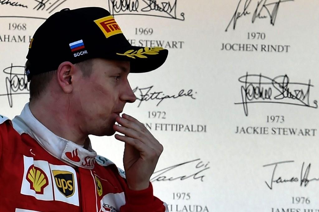 Kimi Räikkönen Ikä